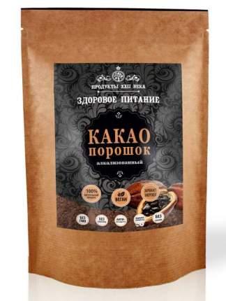 Какао порошок Продукты XXII века алкализованный 400 г