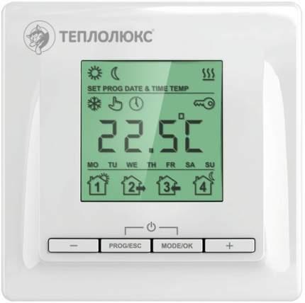 Терморегулятор для теплых полов Теплолюкс ТР 520 Белый