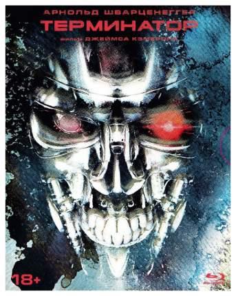 Терминатор (Коллекционное издание) (+буклет/карточки) Blu-ray