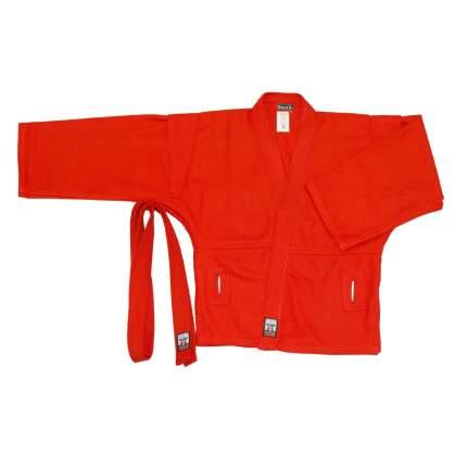 Куртка БоецЪ БКС-450К, красный, 34 RU