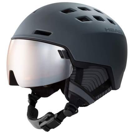 Горнолыжный шлем Head Radar 2020 grey, M/L