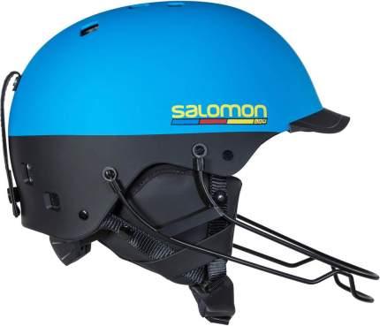 Горнолыжный шлем Salomon X-Race SL Lab 2016 blue/black, L