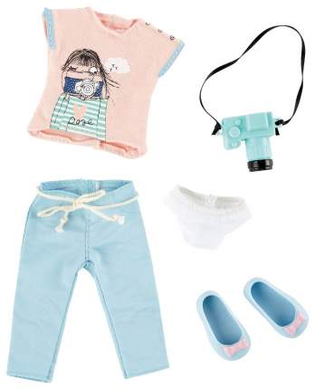 Одежда и обувь для куклы Kruselings Луна 23 см