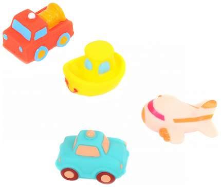 """Набор игрушек для ванны """"Транспорт"""", 4 шт. Shantou"""