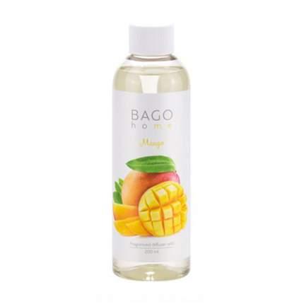 Наполнитель для ароматического диффузора BAGO home Манго 200 мл