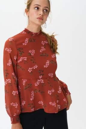 Блуза женская Vero Moda 10227270 красная XS