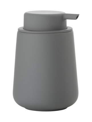 Дозатор для жидкого мыла Zone Denmark серии NOVA, цвет серый матовый