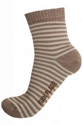 Носки для мальчика Finn Flare, цв. коричневый, р-р. 18