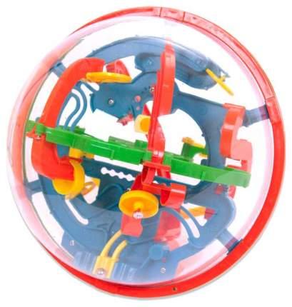 Интеллектуальный шар-летающая тарелка 3D ABtoys 100 барьеров диаметр лабиринта 19 см