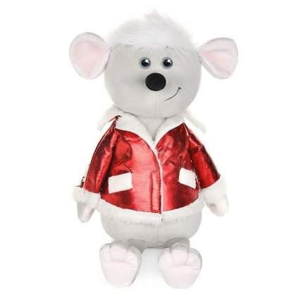 """Мягкая игрушка """"Мышонок Виталик в красной куртке"""", 28 см"""