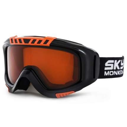 Очки горнолыжные Sky Monkey SR22 OR (VSE08) черный N/S