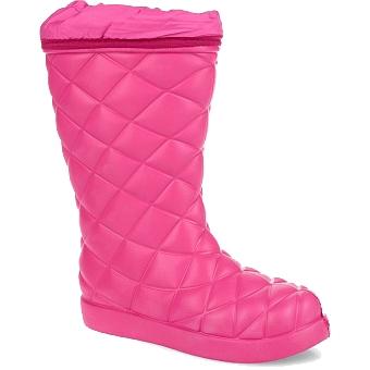 Сапоги зимние WOODLINE ЭВА -45, розовые 990-45