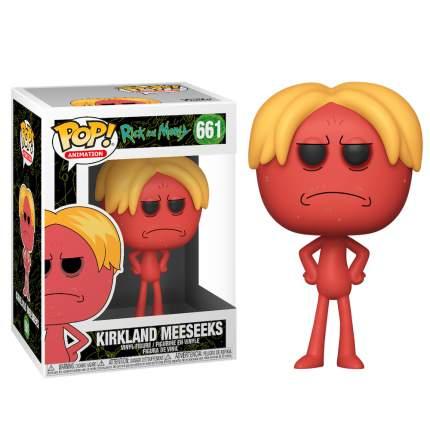 Фигурка Funko POP! Animation Rick and Morty: Kirkland Meeseeks