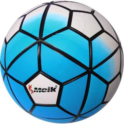 Футбольный мяч Meik 100 D26074-1 №5 blue