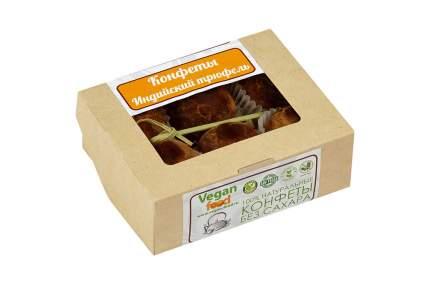 Конфеты Индийский трюфель 6 штук в эко-упаковке
