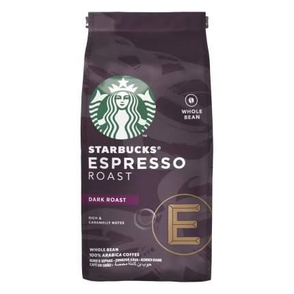Кофе в зернах Starbucks Espresso Roas темной обжарки 200 г