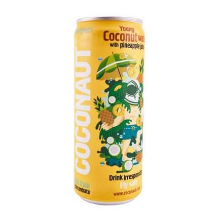 Кокосовая вода из молодых кокосов с соком Coconaut 320 мл