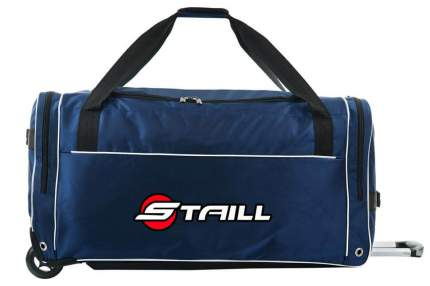 "Баул хоккейный на колесах Staill 28"" НК-1680К2 - Blue"