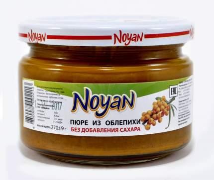 Пюре Noyan из облепихи без сахара 270 г