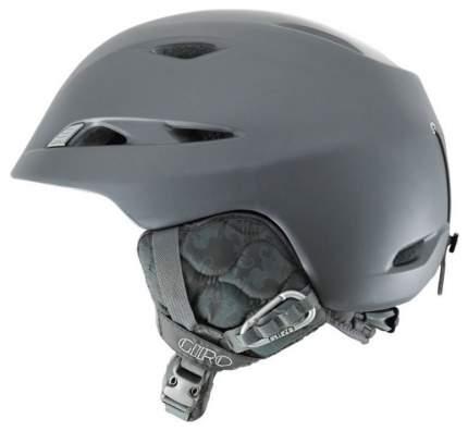 Горнолыжный шлем женский Giro Ember 2017, серый, S