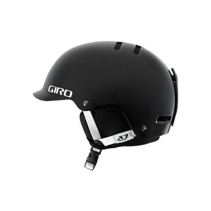 Горнолыжный шлем детский Giro Vault Jr 2017, черный, S