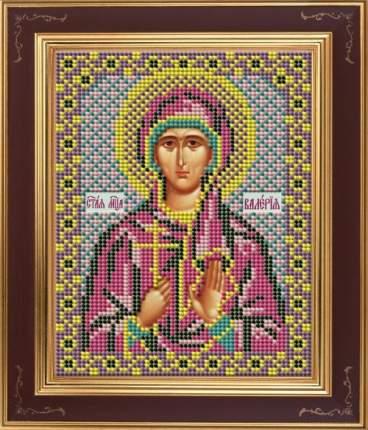 Вышивка бисером Galla Collection М245 Св.Валерия 12х15 см