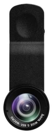 Объектив для смартфона Hoco PH6 OWL LENS-PH6 Black