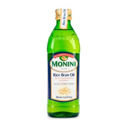 Масло Monini рисовое рафинированное 500 мл