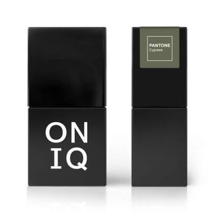 Гель-лак Oniq PANTONE: Cypress 10 мл
