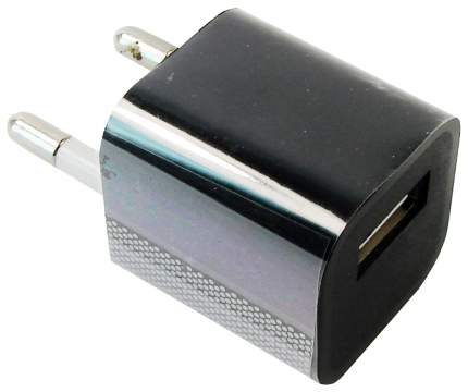 Сетевое зарядное устройство Oxion 1 USB 1A Black