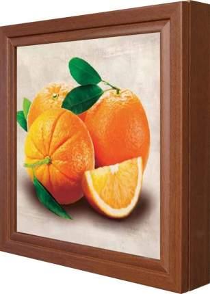 "Ключница ""Remo Barbieri - Oranges"" Орех"