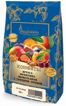 Курага Кремлина шоколадная с грецким орехом 190 г