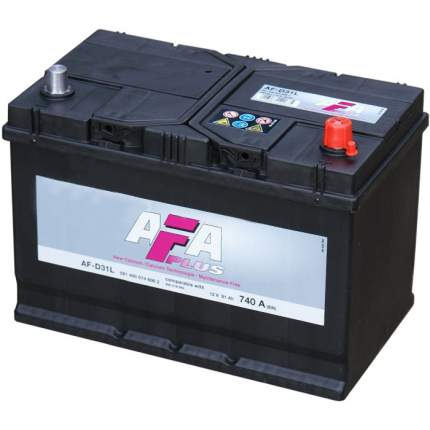 Аккумулятор автомобильный Afa AF-D31L