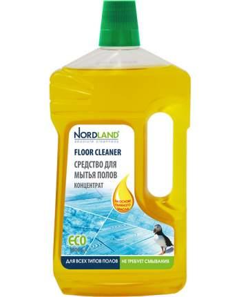Cредство для мытья полов Nordland концентрированное на основе льняного масла 1 л