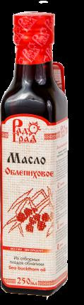 Масло Радоград облепиховое 250 мл