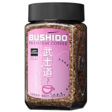 Кофе растворимый Bushido лайт 100 г