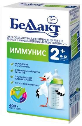Молочная смесь Беллакт ИММУНИС 2+ от 6 до 12 мес. 400 г