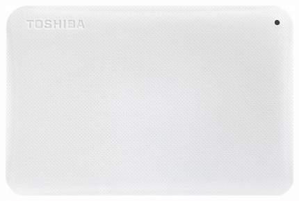 Внешний SSD накопитель Toshiba Canvio Ready 3TB White (HDTP230EW3CA)