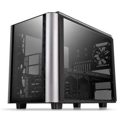 Компьютерный корпус Thermaltake Level 20 XT без БП (CA-1L1-00F1WN-00) black/transparent