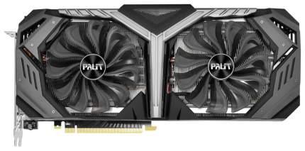 Видеокарта Palit GameRock GeForce RTX 2070 (PA-RTX2070 GameRock Premium 8G)