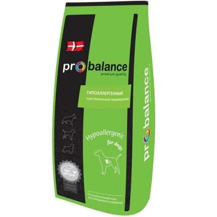 Корм для собак ProBalance Hypoallergenic 3 кг