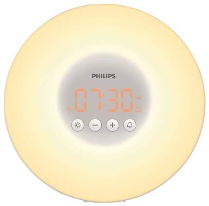 Световой будильник Philips Wake-up Light HF3500/01 (White)