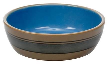 Одинарная миска для кошек и собак Beeztees, керамика, разноцветный, 0.33 л