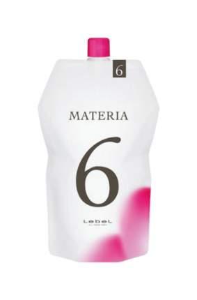 Проявитель Lebel New Materia OXY 6% 1 л