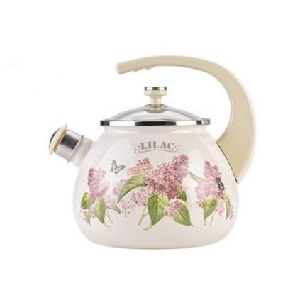 Чайник для плиты Laurel L92711лилак 2.5 л
