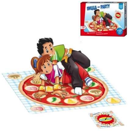 Семейная настольная игра Наша Игрушка Пицца