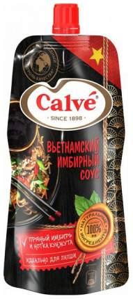 Соус Calve вьетнамский имбирный 230 г