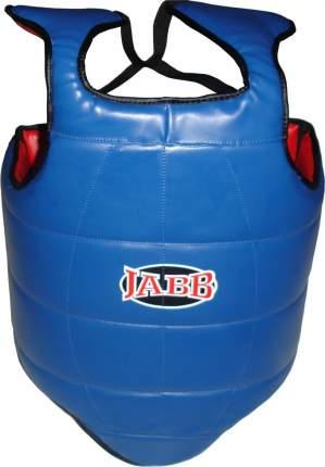 Защита корпуса Jabb JE-2168 красная/синяя Senior