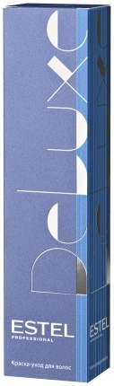 Краска для волос Estel Professional De Luxe 60 мл 7/76 Русый коричнево-фиолетовый
