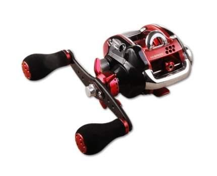 Рыболовная катушка мультипликаторная Daiwa Smak Red Red Tune 100HL
